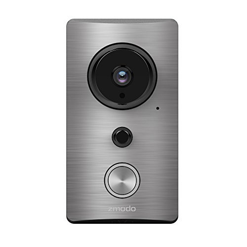 Zmodo Greet - Smart WiFi Video Doorbell, Model: ZH-CJAED,