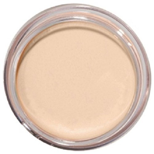 Creamy Concealer in Pot - Total Coverage Conceal Under Eye and Facial Balm - Balance Uneven Skin Tones - Camouflage Imperfections - Enliven Complexions - Counteracts Dark Spots (Light)