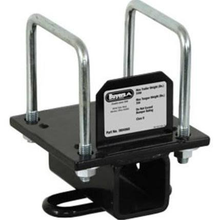 Buyers Products 1801125 Universal Fit Hitch Frame Mount
