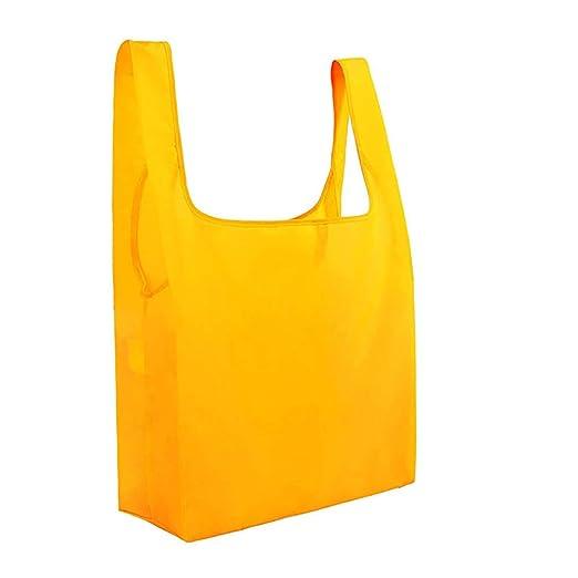 Happyhouse009 Bolsa ecológica para la compra, bolsa plegable ...