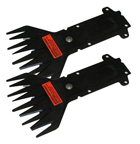 Black & Decker GSN30/GSL35/GSN35 Replacement (2 Pack) Shear Blade # 90550939-02-2pk by BLACK+DECKER