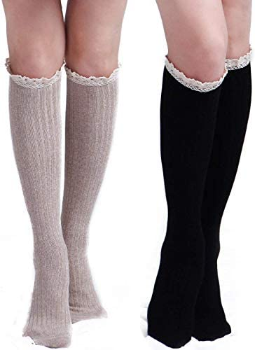 THXXE Womens Cotton Socks Stockings product image