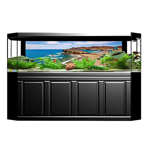 Jiahong Pan Aquarium Sticker View Tranquil Cabo De for sale  Delivered anywhere in Canada