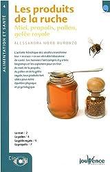 Les produits de la ruche : Miel, propolis, pollen, gelée royale