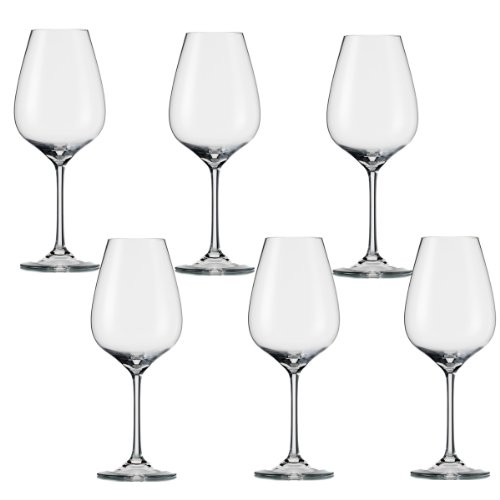 Eisch Superior SensisPlus Red Wine, Set of 6 by Eisch