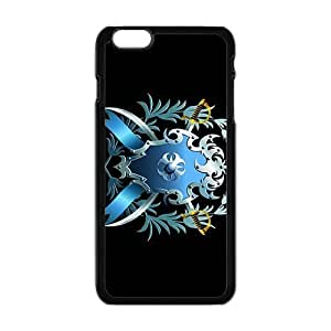 Cool Badge Pattern Custom Protective Hard Phone Cae For Iphone 6 Plus