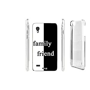 FUNDA CARCASA FAMILY FRIEND PARA LG OPTIMUS L9 P760
