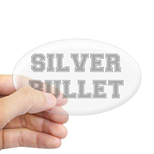 silver bullet sticker - 1