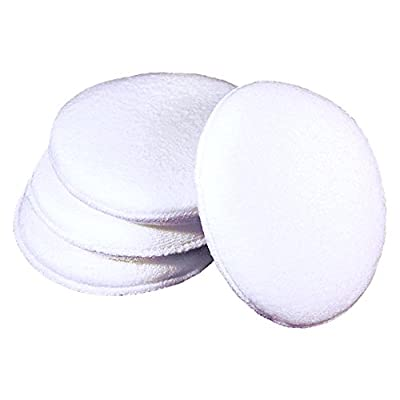 "Buffalo Industries (64012) 5"" Terry Applicator Pad, (Pack of 4): Automotive"