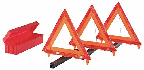 Cortina 95-03-009 3 Piece Triangle Warning Kit