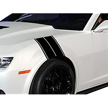 White Car Graphics