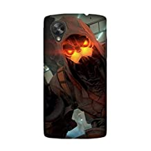 LG Nexus 5 Case, Hot New Fashion Game Killzone: Shadow Fall Case -Unique Pattern