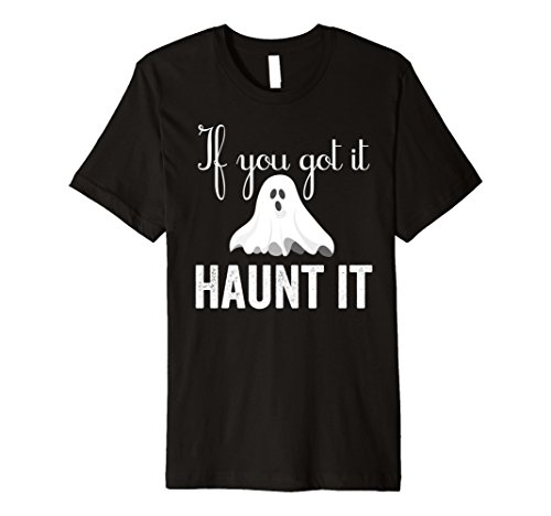 Mens Halloween Ghost T-Shirt, Halloween humor Tee 3XL Black - Diy Halloween Costumes For Two People