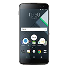 BlackBerry BBA100-2 DTEK60 Unlocked Phone, Black