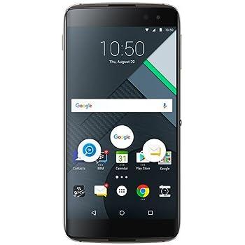BlackBerry DTEK60 BBA100-2 Factory Unlocked Phone - Earth Silver (International Version)