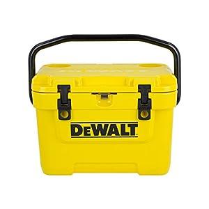 DeWalt 10 Qt Roto Molded Cooler