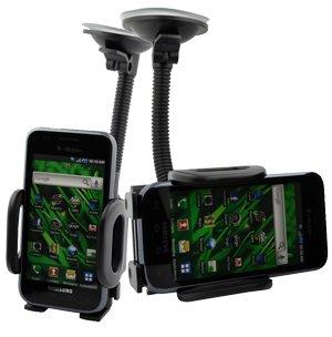 Samsung Galaxy S Vibrant 3G 4G  Car Windshield Dash Mount Cr