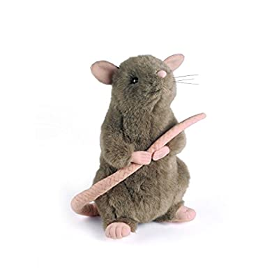 The Noble Collection Harry Potter Scabbers Plush: Toys & Games