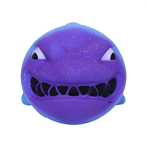 XUANOU Hot Galaxy Shark Stress Reliever Scented Slow Rising Kids Toy Squeeze Toys -