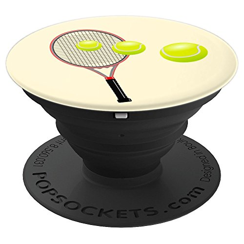 Tennis Serve - PopSockets Grip and Stand for Phones and Tablets