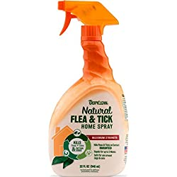 Tropiclean 320017 Flea and Tick Spray