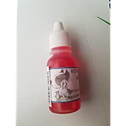 Gotero antipulgas Ectoparaciticida