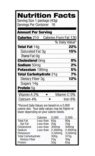 Second Nature Wholesome Medley Nuts Snack Mix 1.5 Oz 16 Counts by SecondNature (Image #4)