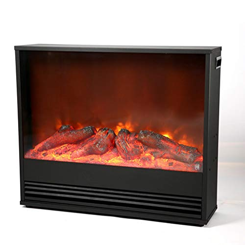 Cheap Liu Weiqin Electric Fireplace - Heating Simulation Flame Villa European Fireplace Cabinet Simulation Thermal Power Long 700 Thick 180 high 600mm Black Friday & Cyber Monday 2019