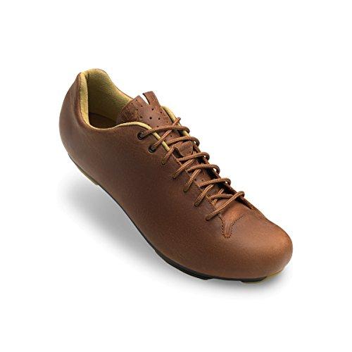 (Giro Republic LX Reflective Cycling Shoes - Men's Tobacco Leather 43 )
