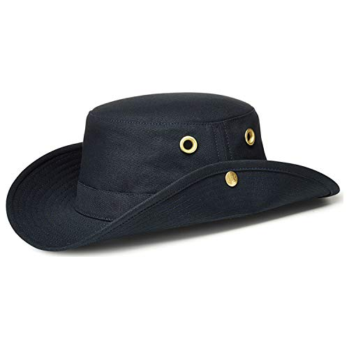 (Tilley T3 Hat - Best Selling (Solid Navy-Special Order 7-1/2 or 23-1/2in.) )