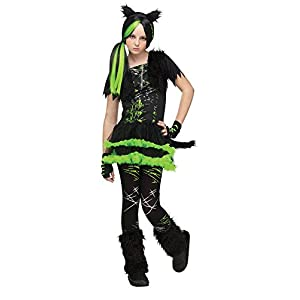 Fun World Costumes Kool Kat Teen Costume