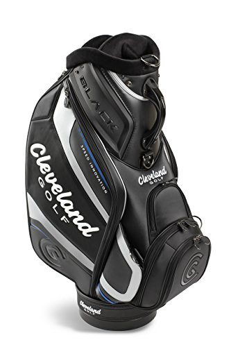 Cleveland Golf Men's 2015 Staff Bag, Black