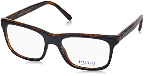 Polo Para Havana Ralph Blue 0ph2173 On shiny Marrón Monturas De Lauren Jerry Hombre Gafas 6H6ZYwrq