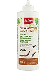 Safer's 1606 Ant & Crawling Insect Killer - 200G