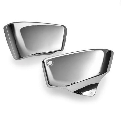 Show Chrome 63-127 Side Panel Covers Yamaha V-Star 650