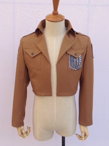 1stvital Attack on Titan Advancing Giants ShortJacket&Cloak&Hoodie Costume