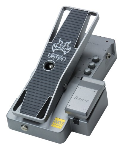 Ibanez WD7 Weeping Demon Wah Pedal for sale  Delivered anywhere in USA
