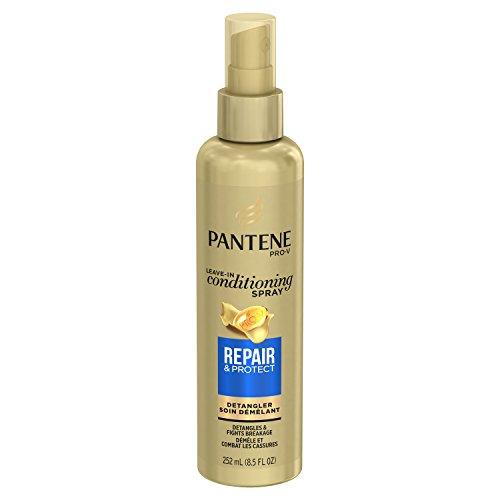 080878044948 - Pantene Pro-V Medium-Thick Hair Solutions Silkening Detangler 8.50 oz (Pack of 3) carousel main 4