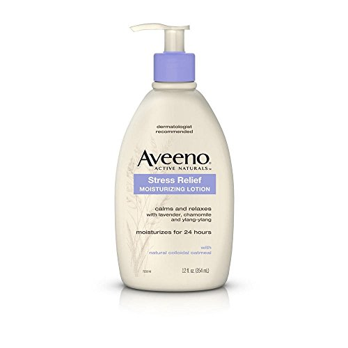 AVEENO Active Naturals Stress Relief Moisturizing Lotion 12