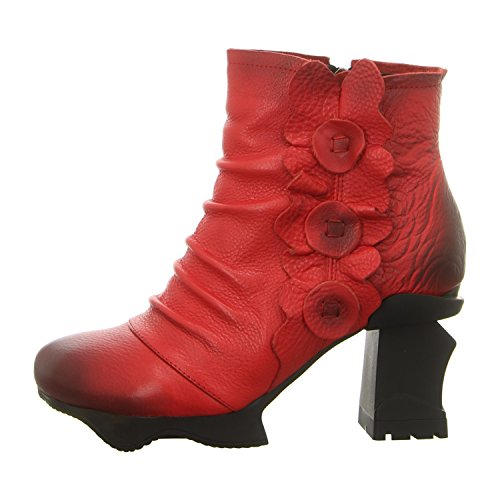 Laura Armance 118 Vita Rot Mujer Rouge Botines z8aFqzcw
