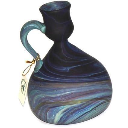 Alicia en el país de las maravillas pequeño jarrón fenicio – belleza antigua fenicio jarrón de