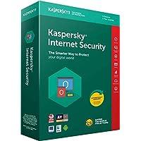 Kaspersky Internet Security 2019 | 1 dispositivo | 1 anno | può essere utilizzato in tutte le lingue europee | incluse istruzioni dettagliate da deincomputer