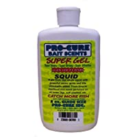 Pro-Cure G8-SQD Squid Gel 8 oz.