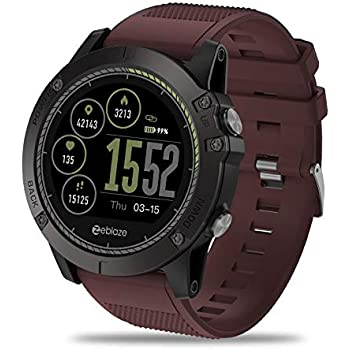 Amazon.com: Zeblaze Vibe 3 HR Sports Mens Smartwatch,for ...