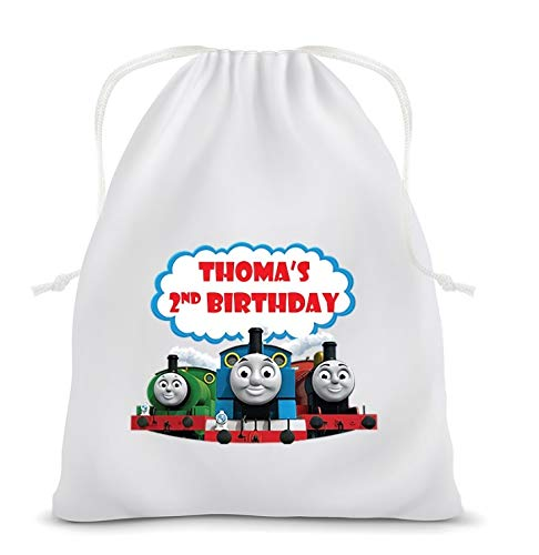 IFB- Thomas Train Favor Bags Kids Birthday Party