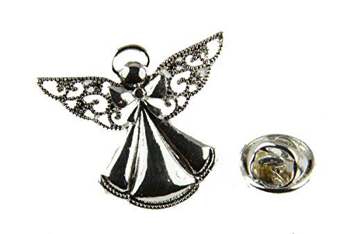 6030734 Angel Lapel Pin Brooch Guardian Angel On My Shoulder Inspirational