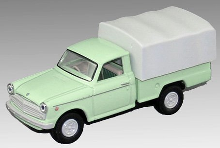 1/64 TLV-15a ダットサン 1200 トラック(ライトグリーン) 「トミカリミテッドヴィンテージ」 206354