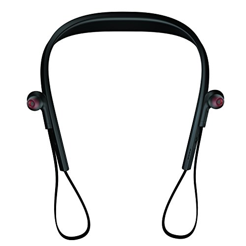 Jabra 100-98300000-02 Halo Smart Wireless Bluetooth Headset, Black