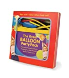 The Great Balloon Party Pack, Aaron Flanders, 0071409009