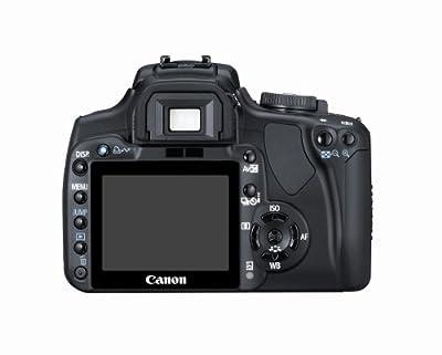 Canon Digital Rebel XTi 10.1MP Digital SLR Camera